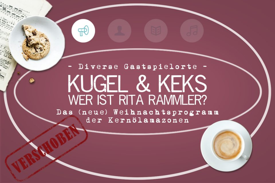 Kugel & Keks - Wer ist Rita Rammler? 8