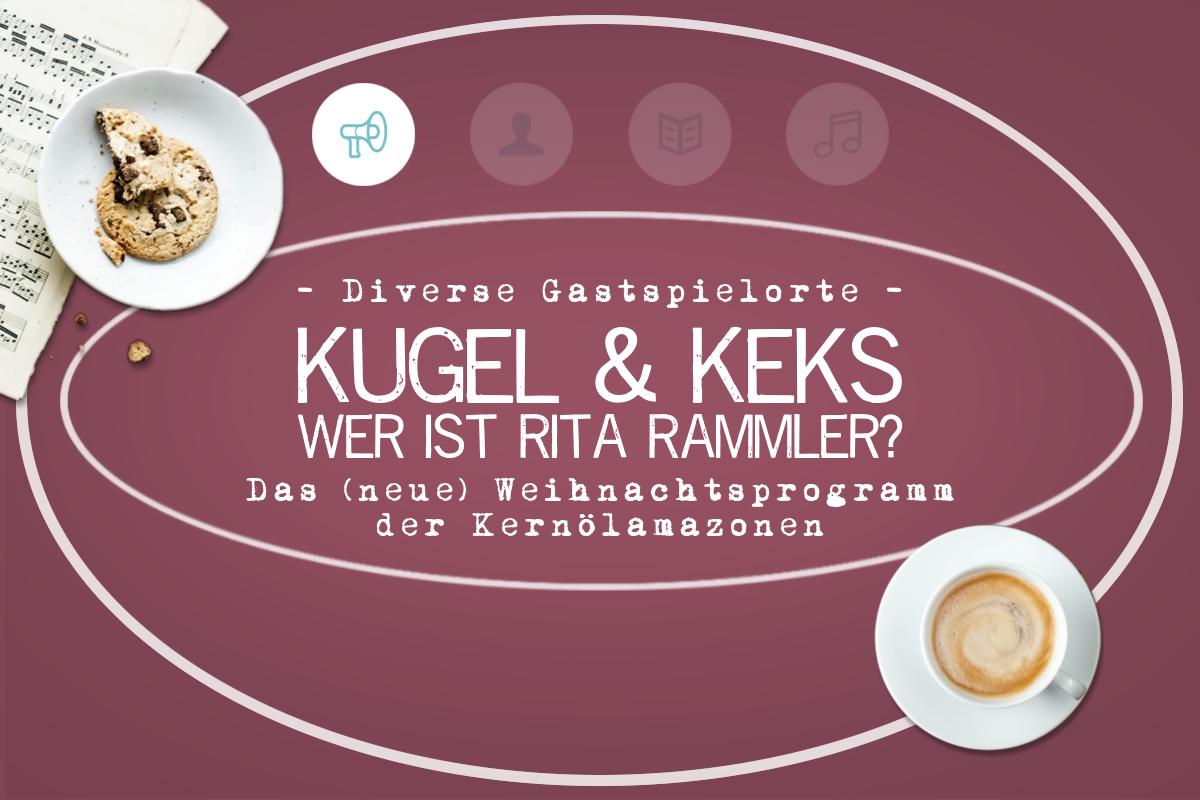Kugel & Keks - Wer ist Rita Rammler? 7
